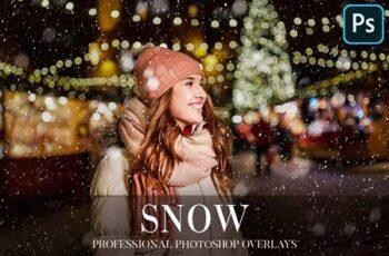 Snow Photo Overlays 4942645 3