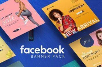 Facebook Banner Pack 28483754 5
