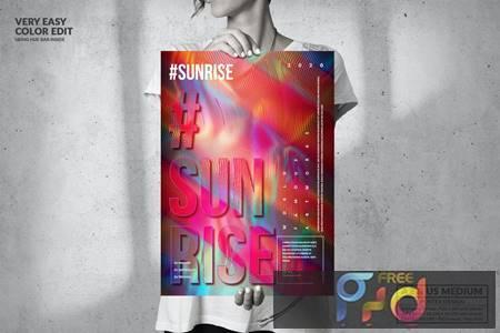 Music Event - Big Poster Design ETVEGLC 1