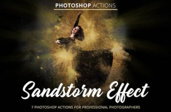 Sandstorm Effect Actions for Ps 4847951 2