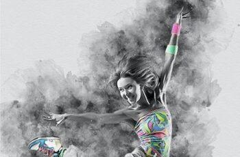 Art Mix Photoshop Action 28178955 4