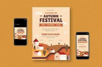 Autumn Flyer Set RG55QA9 4