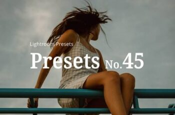 10 Fashion Model Lightroom Presets 5351305 5