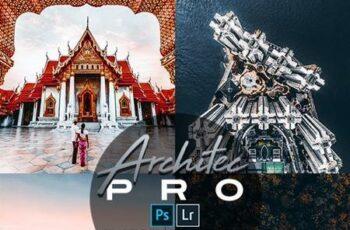 Architec PRO Photoshop Actions + LR Presets 28144644 6