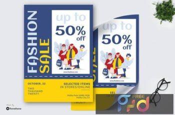 Fashion Sale - Poster GR EBWJTLJ 1