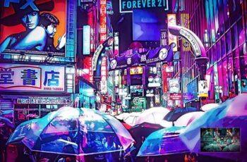 Cyberpunk Art 28211053 4