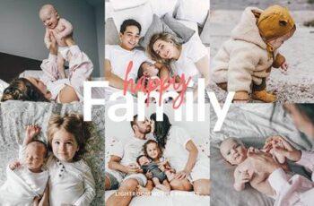 Lightroom Preset-Happy Family Theme 4973199 2