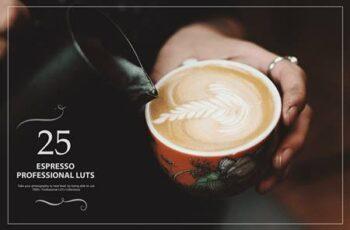 25 Espresso LUTs (Look Up Tables) VB4Z34P 4