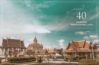 40 Bangkok LUTs (Look Up Tables) Y398MH2 4