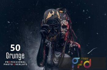 50 Grunge Photo Overlays 5FZSWU2 4