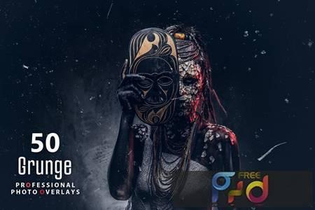 50 Grunge Photo Overlays 5FZSWU2 1
