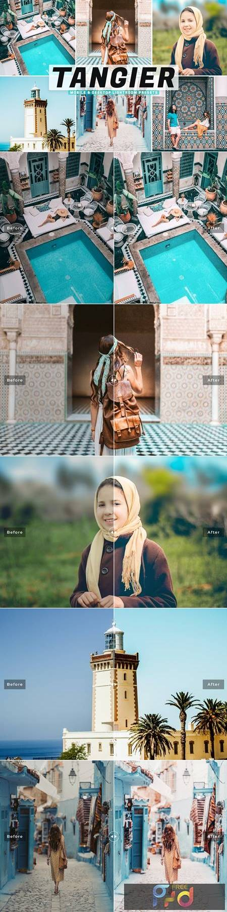 Tangier Mobile & Desktop Lightroom Presets 48XY342 1