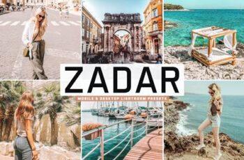 Zadar Mobile & Desktop Lightroom Presets AFSFVG9 5