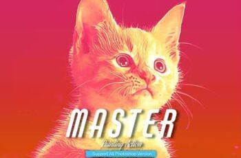 Master Painting Photoshop Action 5444684 4
