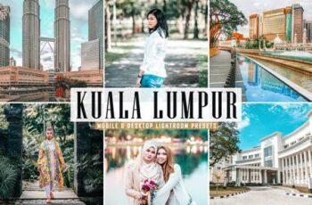 Kuala Lumpur Mobile & Desktop Lightroom Presets ZCNHPSX 7