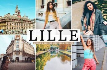 Lille Mobile & Desktop Lightroom Presets M3EEAM3 6