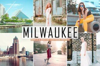 Milwaukee Mobile & Desktop Lightroom Presets ZXX8SGU 5