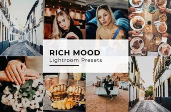 10 Rich Mood Lightroom Presets 5435090 7