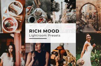 10 Rich Mood Lightroom Presets 5435092 3