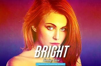 Bright Painting Photoshop Action 5444607 5