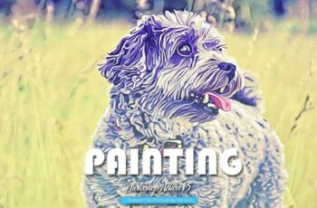 Painting Photoshop Action V6 5439244 8