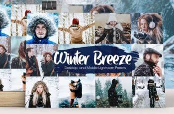 Winter Breeze Lightroom Presets 5282928 5
