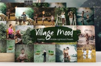 Village Mood Lightroom Presets 5785927 7