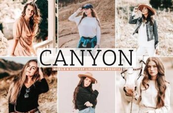 Canyon Pro Lightroom Presets 5423516 2