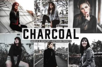 Charcoal Pro Lightroom Presets 5423667 3
