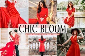 Chic Bloom Pro Lightroom Presets 5423702 7