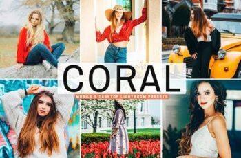 Coral Pro Lightroom Presets 5423938 6