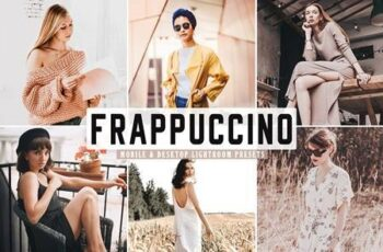 Frappuccino Pro Lightroom Presets 5423962 5