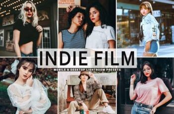 Indie Film Pro Lightroom Presets 5424113 4