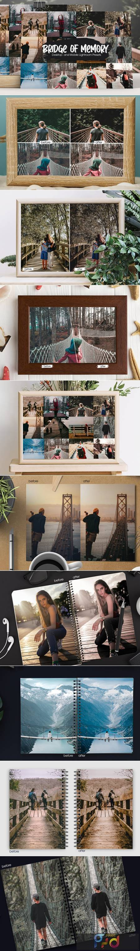 Bridge of Memory Lightroom Presets 5291104 1