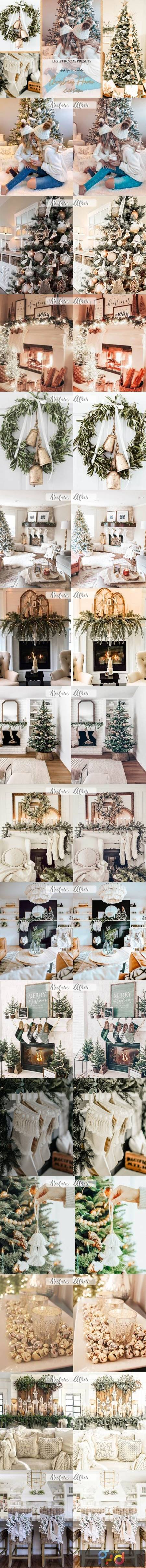 Christmas Home Gold Edition Lightroom Presets 5840749 1