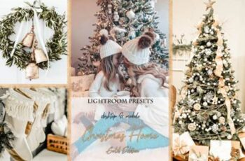 Christmas Home Gold Edition Lightroom Presets 5840749 2