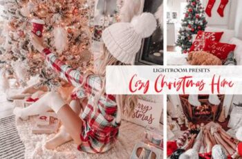 Cozy Christmas Home Lightroom Presets 5840983 4