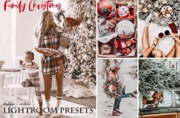 Family Christmas Lightroom Presets 5841097 2