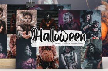 Halloween Lightroom Presets 5457965 6