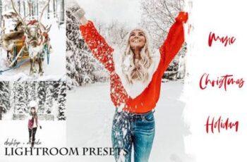 Magic Christmas Holiday Lightroom Presets 5841175 14