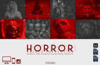 5 Halloween Presets Horror Lightroom 5868976 4