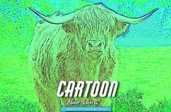 Toon Maker Photoshop Action V2 5457093 7