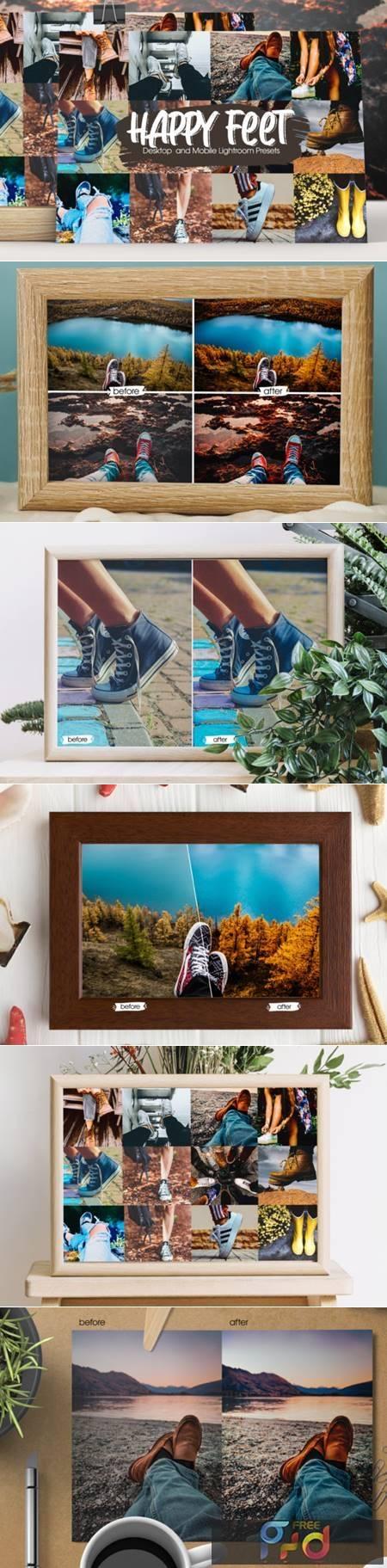 Happy Feet Lightroom Presets 5883699 1