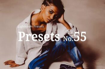 10 Matte VSCO Lightroom Presets 5354291 5