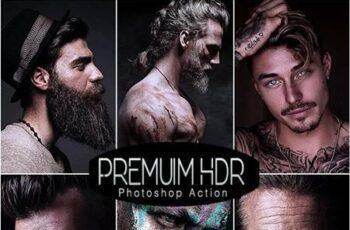 Premium HDR Photoshop Actions 25928370 8