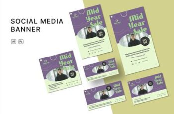 Social Media Banner MTEGFDX 10