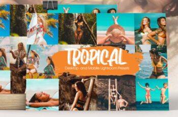 Tropical Paradise Lightroom Presets 5925435 6