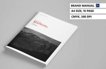 Brand Manual V964 4373868 3