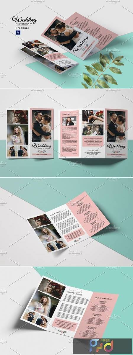 Trifold Photography Brochure V945 4277906 1