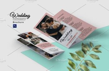 Trifold Photography Brochure V945 4277906 10